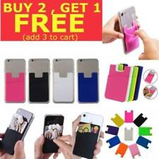 Unbranded/Generic Silicone/Gel/Rubber Universal Mobile Phone Wallet Cases