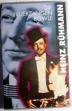 die Feuerzangenbowle VHS Heinz Rühmann
