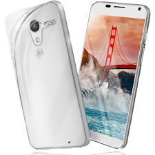 Silicone Case For Motorola Moto X Protective Transparent Thin TPU Back Cover