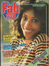 Fab 208 Magazine 14 July 1979    Nicholas Ball    Tubeway Army     Steve Cauthen