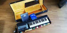 Roland SH 2000 Vintage Synthesizer mit Koffer