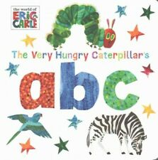 Very Hungry Caterpillar's ABC, Hardcover by Carle, Eric, Brand New, Free P&P ...