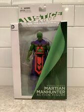 DC Collectibles Justice League Martian Manhunter Action Figure New 52 NEW SEALED