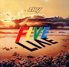 Sky - Sky Five Live (NEW 2CD)