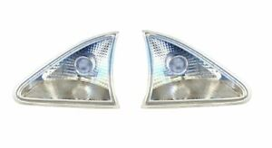 MERCEDES R350 POSITION LIGHT FRONT CLEAR PARKING LAMP LENS GENUINE LEFT & RIGHT