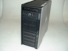 HP Z820 Workstation 2x Xeon E5-2690v2 3ghz 20-Cores  64gb  500gb SSD  3Tb  Win10