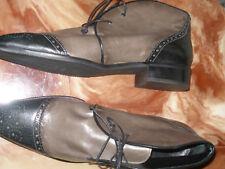 looky REBAJAS botas botines cordones, de piel natural, nº 41 de mujer nuevas