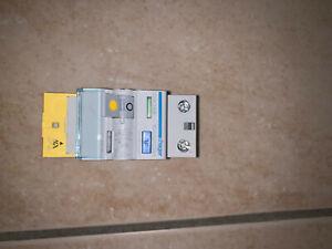 Interrupteur différentiel NEUF HAGER 2P 40 A 30 mA - CDA734F
