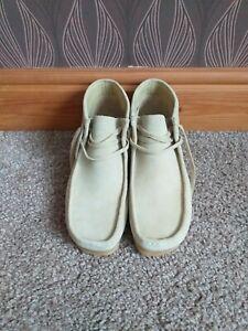 Clarks Originals Wallabee Boots( UK11)