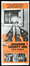 JACKSON COUNTY JAIL Tommy Lee Jones Mimieux Daybill Movie Poster