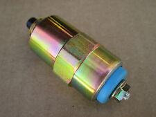 Fuel Shutoff Solenoid For John Deere Jd Relay 1165 Combine 1170 1450 1550 2150