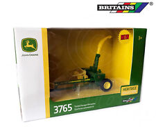 Britains 43152A1 John Deere Trailed Forage Harvester 3765 - Heritage Collection
