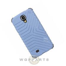 Samsung Galaxy S4 PureGear GripTek Case Powder - Blue Cover Shield Shell