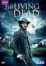 THE LIVING AND THE DEAD: SEASON ONE 1 2016 DVD 2-Disc Set >NEW< First/1st