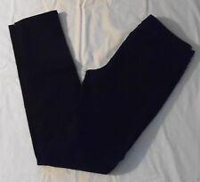 Aeropostale jeans sz 8 Bayla skinny Black & Blue
