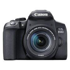 Cámara Digital Canon EOS 850 SLR con 18-55mm EF-S IS STM Lente