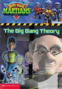 Butt-Ugly Martians Book #1: The Big Bang Theory  2002 PB Scholastic 1st Printing