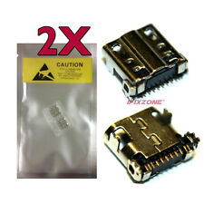 2 X New USB Charging Sync Port Charger Part Samsung Galaxy S4 E250 E300 E330 USA