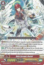 CARDFIGHT VANGUARD CARD: HOLY SERAPH, RAZIEL G-BT04/024EN R RARE