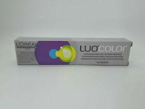 Loreal' LUO COLOR Permanent Nutrishine Technology Hair Color Cream  ~ 1.7 fl oz!