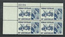 US 1406 @ (1970) 6c MNH/OGnh- VF/XF {Plate Block}