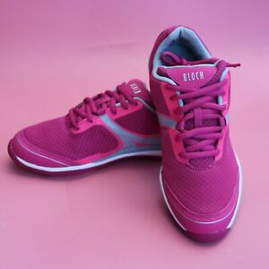 Bloch Element Dance Sneaker / Trainer 925 PINK Various Sizes NEW