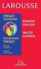 Diccionario Pocket Inglés Español  Spanish English (Spanish Edition), , Good Boo