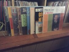 Collection Lot of 10 Various Vintage Vinyl Selections - Pop Vocals Male Female