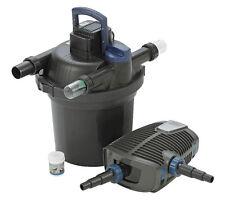 Oase FiltoClear 12000 SET Druckfilter mit UVC Teichfilter und Pumpe NEU
