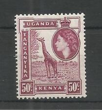 K.U.T 1954 MID VALUE DEFINITIVE 50c SG,173 M/M LOT 2861A