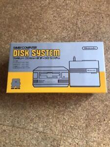 Nintendo Famicom Disk System HVC-022 Console RAM Adapter Set Unused