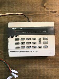 NAPCO GEMINI GEM-RP3DGTL Keypad