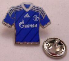 Pin / Anstecker + FC Schalke 04 + Trikot Home Saison 2013/2014 + Lizenzware (59)