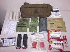 MOJO  CLS Bag Partially Stocked, Combat Gauze, CAT TQ, SAM Splint, H Bandage