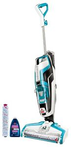 NEW BISSELL CROSSWAVE ALL-IN-ONE MULTI-SURFACE WET/DRY VACUUM CLEANER (#2211W)