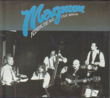 Magnum -Rare CD- Keeping The Nite Light Burning- 2000 Receiver Records RRCD 282Z