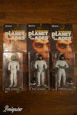 Medicom Planet of the Apes Astronauts Ultra Detail Figures x3