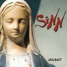 SINN - Jailbait - NEW CD, GLAM ROCK , Motley Crue, Faster Pussycat, Poison