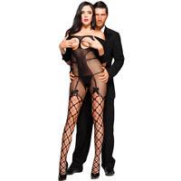 Women Lady Sexy Lingerie Lace Dress Underwear Black Babydoll Sleepwear G-string