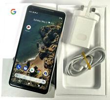 Google Pixel 2 XL 64GB Nero/Bianco Sbloccato SIM Gratis buon grado B/C 294