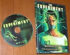The Experiment ~ Moritz Bleibtreu, Maren Eggert, Christian Berkel - DVD