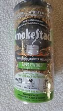 Smokestack Finely Ground Wood Chip - Applwood blended with Herbs