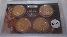 2008 S Presidential Dollar Proof Set U.S. Mint W Box COA 08 President Dollar