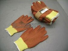 Mens 1 Pair 100% Kevlar CUT RESISTANT Nitrile Work STRETCHABLE Gloves M-XL