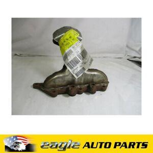 Genuine SAAB  9-5  B308E  Exhaust Manifold  1,3,5 Cyl  # 5190814