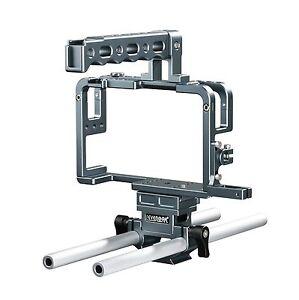 Sevenoak SK-GHC20 Pro Aluminum Cage w/Handle for Panasonic Lumix DMC-GH3 & GH4