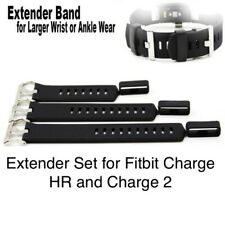 Fitbit Charge HR / 2 XL Extra Large Band Extender Set for Larger Wrist or Ankle