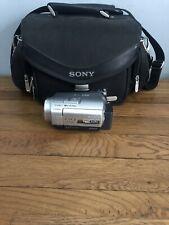 HD cámara de vídeo Grabadora Digital Sony no modelo HDR-SR5E