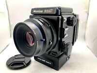 【Nr MINT Lens & Exc+4 Body】 Mamiya RZ67 Pro + Sekor Z 127mm F3.5 W from JAPAN
