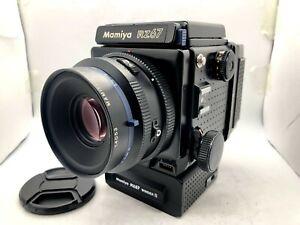 【Nr MINT Lens & Exc+4 Body】 Mamiya RZ67 Pro + Sekor Z 127mm F3.5 W from JAPAN
